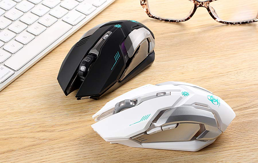 Top 10 Best Wireless Computer Mouses in 2019 Reviews