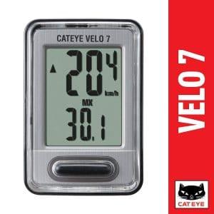 CAT EYE – Velo 7 Bike Computer