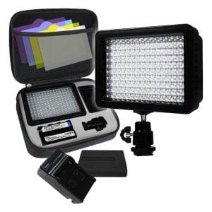 LimoStudio 160 LED Video Light