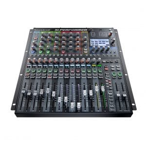 Soundcraft Si Performer 16-Channel Audio Mixer