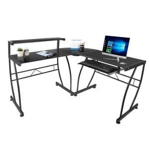 JOO LIFE L-Shaped Computer Desk