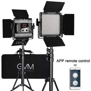 GVM 560 LED Video Light