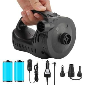 OlarHike Rechargeable Air Pump for Inflates