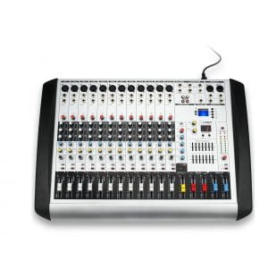 Vangoa Professional MX-12 USB Portable Audio Sound Mixer