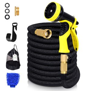 AdorioPower Water Hose (Expandable 50ft)
