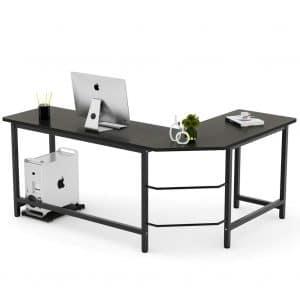 Tribesigns Modern Corner Computer Desk