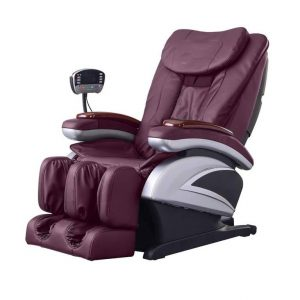 Full Body Electric-Shiatsu Massage Chair Recliner