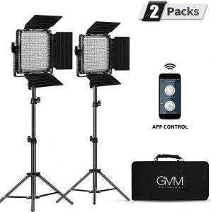 GVM 480 LED Video Light