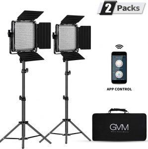 GVM 480 LED Video Light