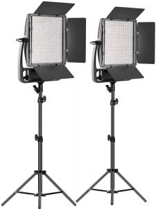 GVM 900D LED Video Light