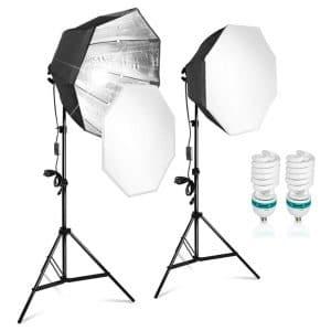 LimoStudio 26 Softbox Lighting Kit