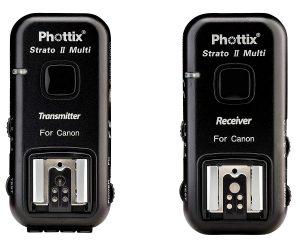 Phottix Ares PH15651 Wireless Flash Trigger kit