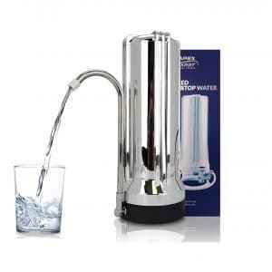 Apex Countertop Drinking Water Filter