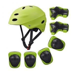 KUYOU Kid's Protective Gears Set