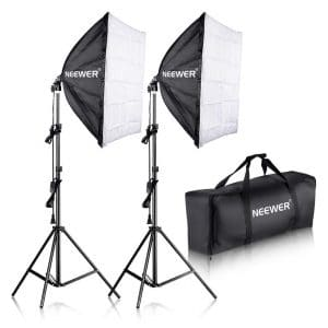 Neewer 700W 60x60 Softbox Lighting Kit