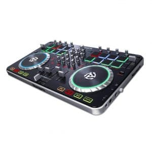 Numark Mixtrack Quad Four DECK USB Mix Controller
