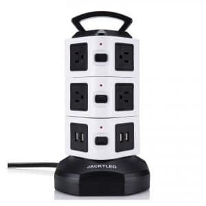 JACKYLED Power Strip Tower