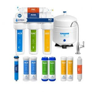 Express Water Reverse Osmosis Filtration System