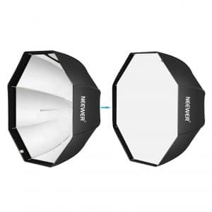 Neewer Speedlight Umbrella Softbox Octagonal Speedlite, Studio Flash