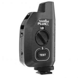 PocketWizard PlusX Radio Wireless Flash Remote Trigger