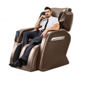 Sinoluck Full Body Massage Chair with Zero Gravity