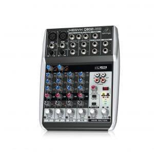 Behringer Xenyx Premium Audio Mixer, Q802