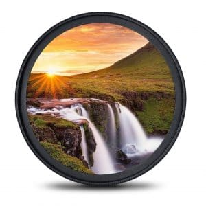 Waka 58mm UV Filter