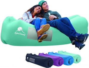 AlphaBeing Camping Inflatable Lounger