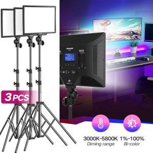 Dazzne Bi-Color LED Video Light