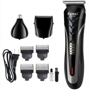 FAERIE Multifunctional Suit Hairdressing Scissors Head Hair Cutting Electric Hair Clipper