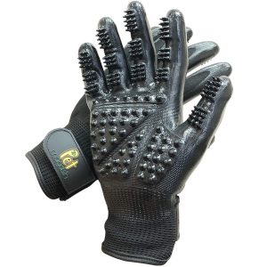 Pet Magasin Grooming Gloves One Size Fit
