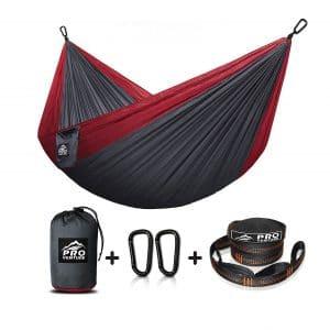 Pro Venture Double & Single Camping Hammocks