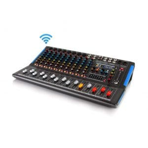 Pyle 12-Channel Bluetooth Studio Audio Mixer