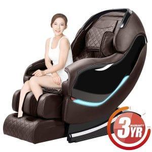 Relax Recliner & Zero Gravity SL-Track [Full Body Shiatsu] massage chair