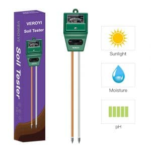 Veroyi Soil pH Meter