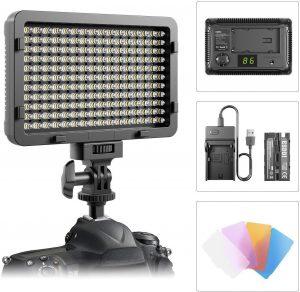 ESDDI 177 LED Ultra-Bright LED Video Light