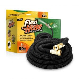 Flexi Hose Upgraded Flexible Water Hose (Expandable 50 FT)