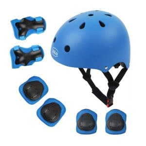 LBLA Helmet and Pads for Kids