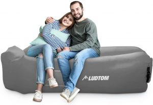 LUDTOM Inflatable Portable Lounger