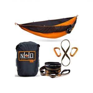 Nature's Hangout Portable Camping Hammock