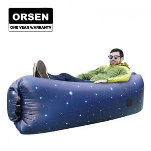 ORSEN Inflatable Portable Lounger