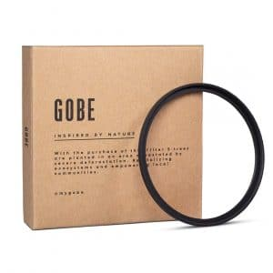 Gobe UV 58mm Japan Optics Coated Ultra-Violet Filter
