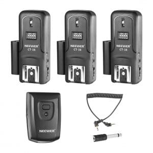 Neewer Wireless Flash Trigger (16 Channels)