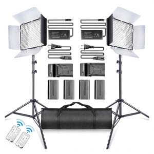 SAMTIAN LED Video Light