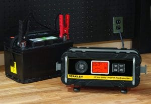 image feature Battery Chargers and Maintainers