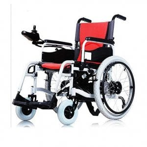 Lightweight Electric Wheelchair