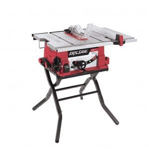 SKIL 10-Inch 3410-02 Table Saw with Folding Stand