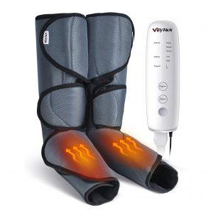 VeyFun Leg Massager with Heating Function 3 Intensities 2 Modes