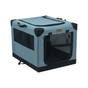 Akinerri Portable Soft Collapsible Dog Crate