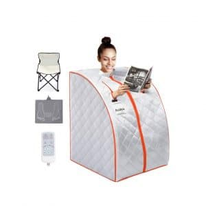 Audew Infrared Sauna Portable Home Spa